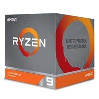 CPU AMD Ryzen 9 3900X (3.8 - 4.6Ghz / 12 core 24 thread / socket AM4)