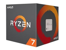 CPU AMD Ryzen 7 3800X (4.5 GHz with boost / 8 cores 16 threads / socket AM4)