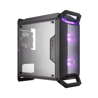 Case Cooler Master MasterBox Q300P (Mid Tower/Màu Xám /Led RGB)