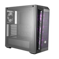 Case Cooler Master MasterBox MB511 (Mid Tower Màu Đen/Led RGB)