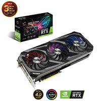 VGA ASUS ROG Strix GeForce RTX 3080 OC (ROG-STRIX-RTX3080-O10G-GAMING)