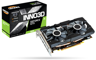 VGA INNO3D GEFORCE GTX 1660 TWIN X2 6GB