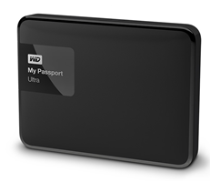 Ổ cứng di động WD My Passport Ultra Black 3TB 2.5 - USB 3.0