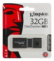 USB Kingston 32GB USB 3.0 DT100G3