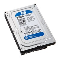 HDD Western Blue 500Gb SATA3 7200rpm