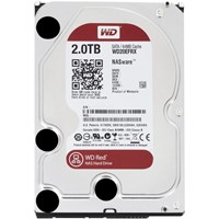 HDD Western Red 2Tb SATA3 5400rpm