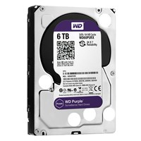 HDD Western Purple 6Tb SATA3 5400rpm