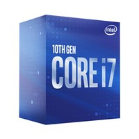 CPU Intel Core i7 10700 (2.9GHz turbo 4.8GHz | 8 nhân 16 luồng | 16MB Cache | 65W)